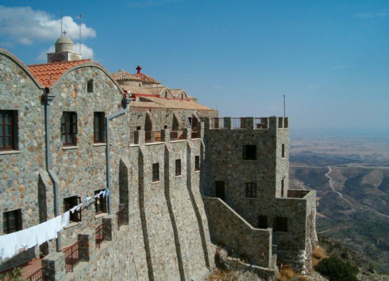 Путешествие в монастырь Ставровуни
