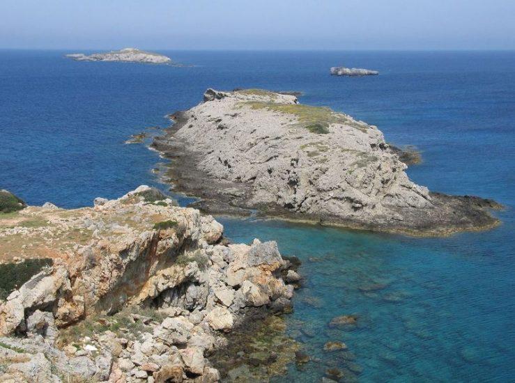 Мыс Андреас на Кипре