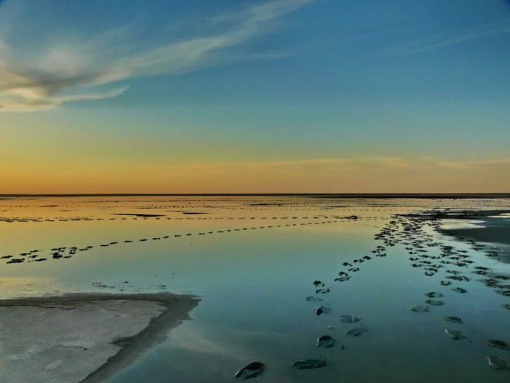 Романтическое путешествие на озеро Эльтон