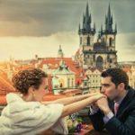Самые романтичные места в Праге