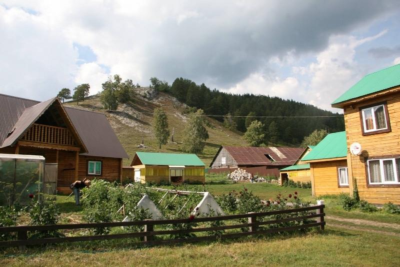 Бурзянский район в Башкирии