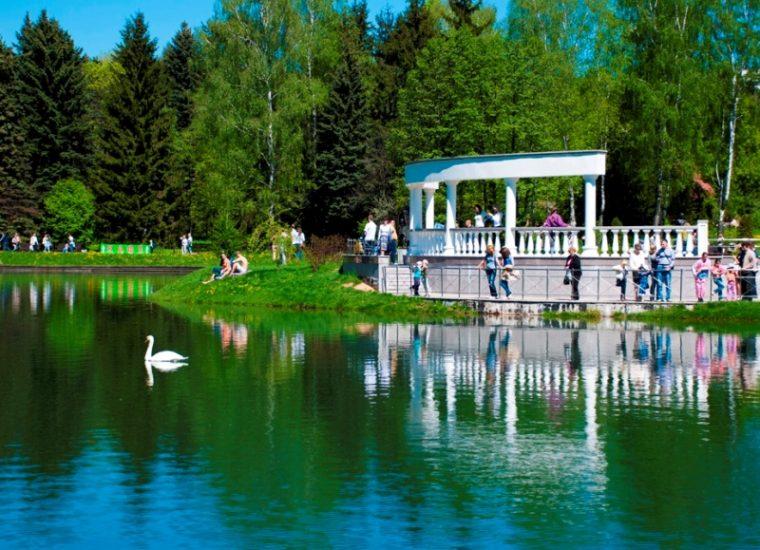 Центральный Ботанический сад в Минске