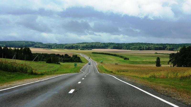Автомобильные дороги в Белоруссии