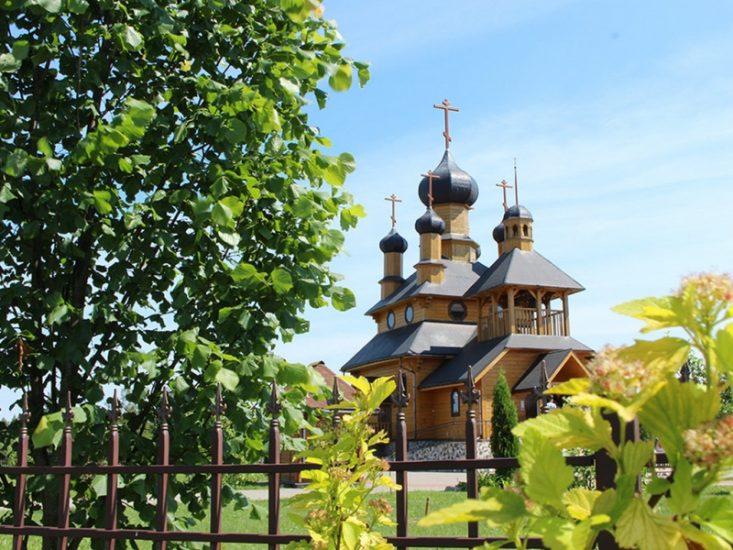 Поездка в Дудутки в Белоруссии