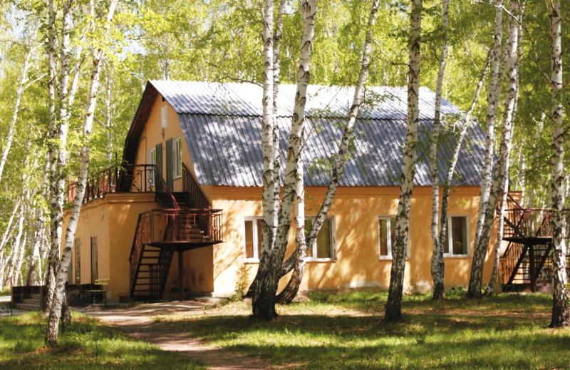 База отдыха Курочкино на Урале
