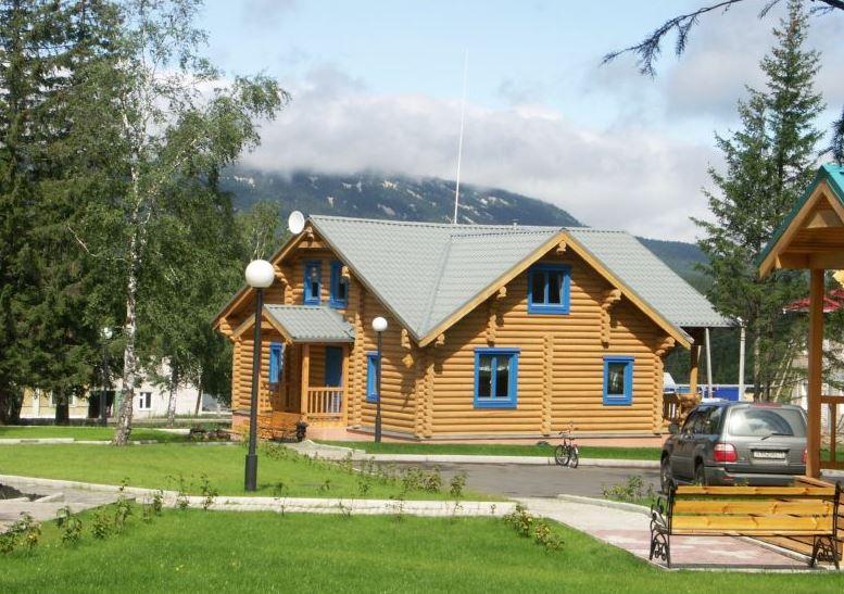 База отдыха Небесное озеро на Урале