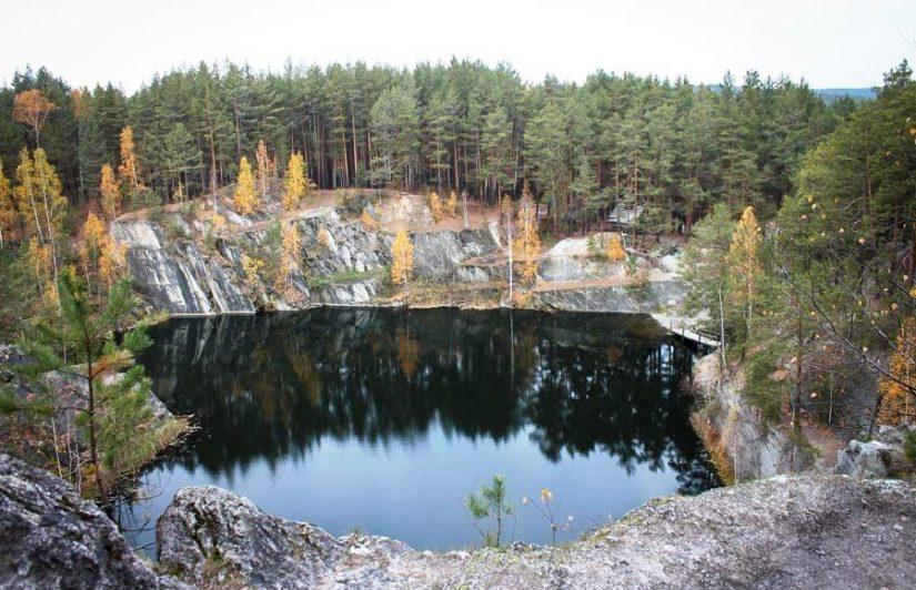 Тальков Камень на Урале
