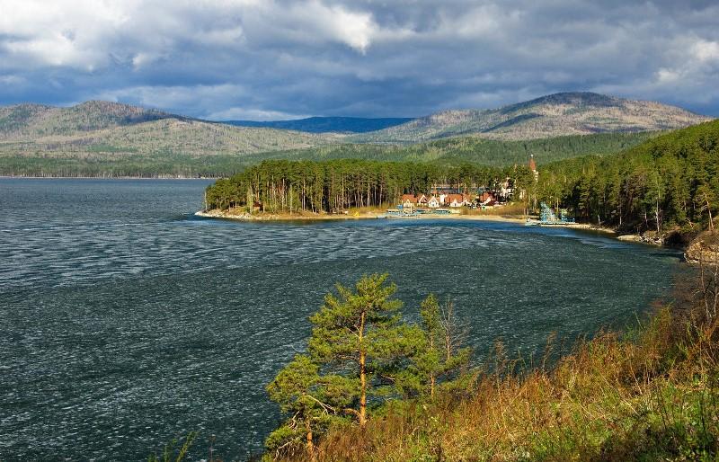 Поездка на озеро Тургояк