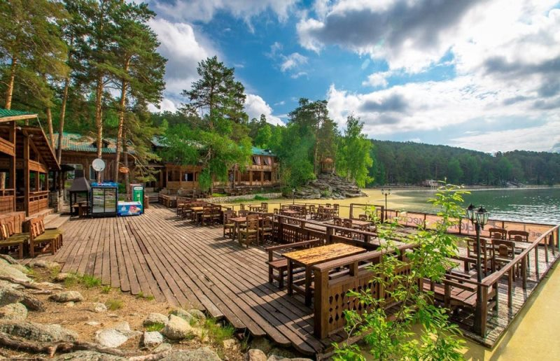 Отдых на базе Урал