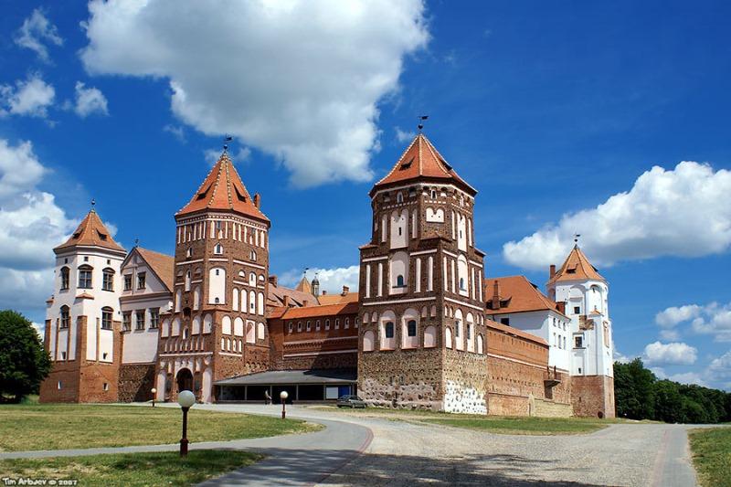 Замок Мир в Минске