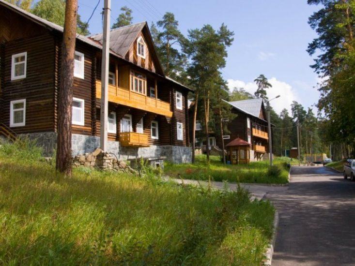 Отель Золотой Пляж на Урале