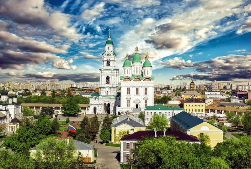 Как поехать в тур по Волге Москва – Астрахань