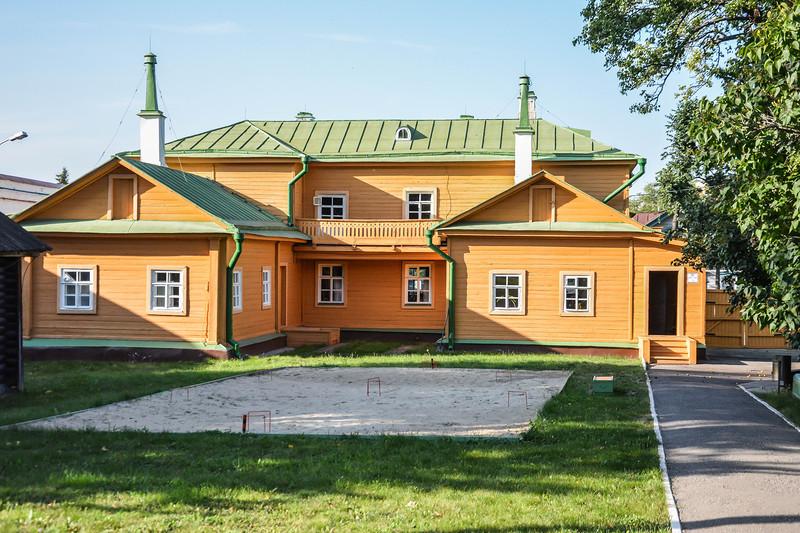 Тур по Волге в Ульяновск