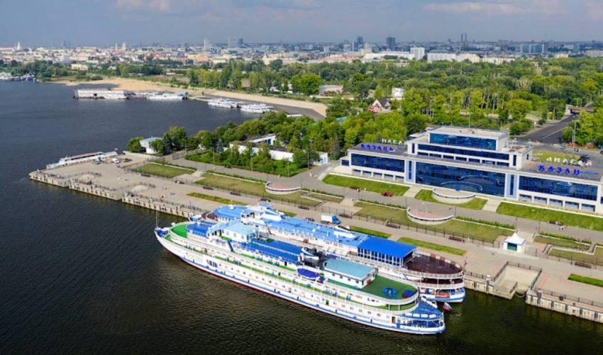 Как поехать в круиз по Волге в Казань
