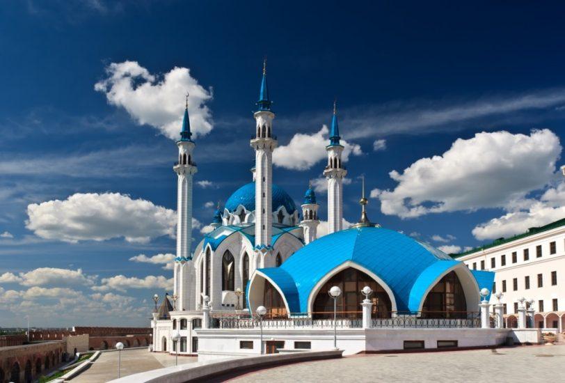 Тур по Волге в Казань