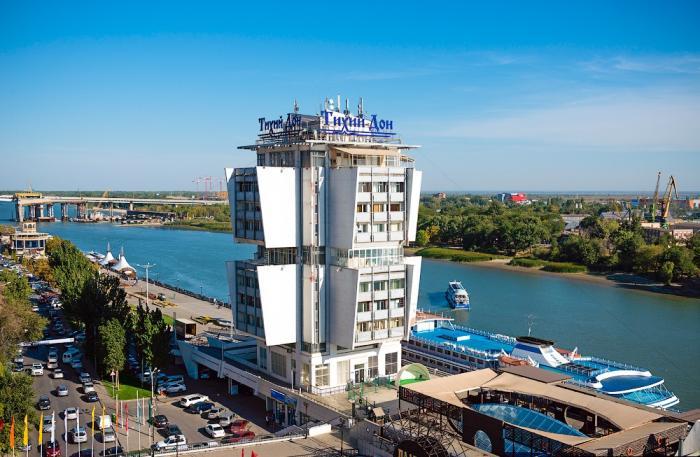 Как поехать в тур по Волге Москва – Ростов-на-Дону
