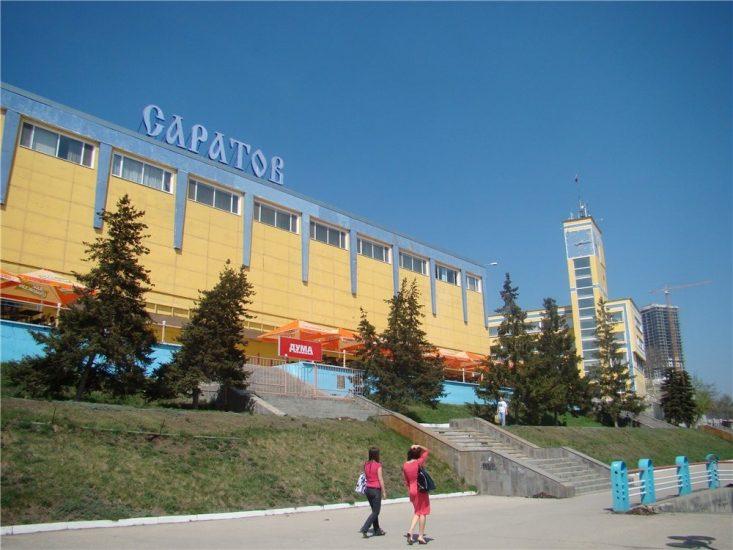 Как поехать в тур по Волге из Саратова