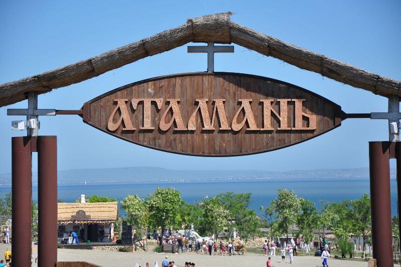 Станица Атамань в Краснодарском крае