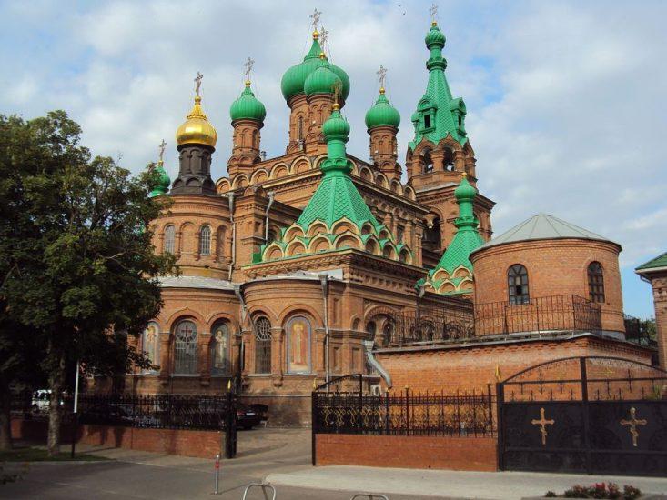 Свято-Троицкий собор в Армавире