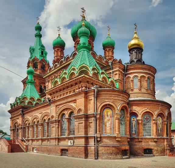 Свято-Троицкий собор в Краснодарском крае