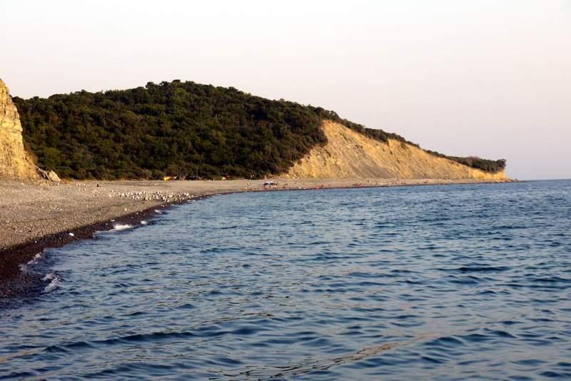 Акватория Большого Утриша для дайвинга на Черном море