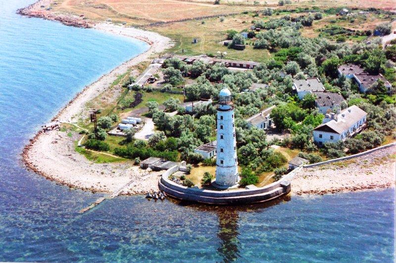 Мыс Херсонес в Крыму