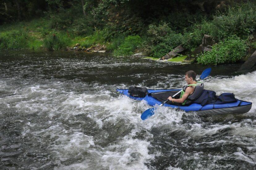 Сплав по реке Нугурь